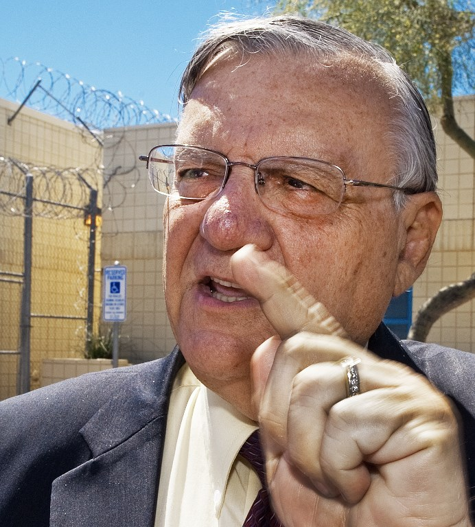 Arpaio pardon draws opposition in CT