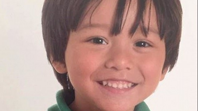 British child among the missing as victims named