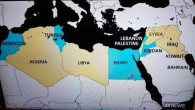 Facebook by Israeli-Australian Avi Yemini, in which he claims ABC News wiped Israel off their map.