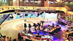 Al Jazeera English's newsdesk