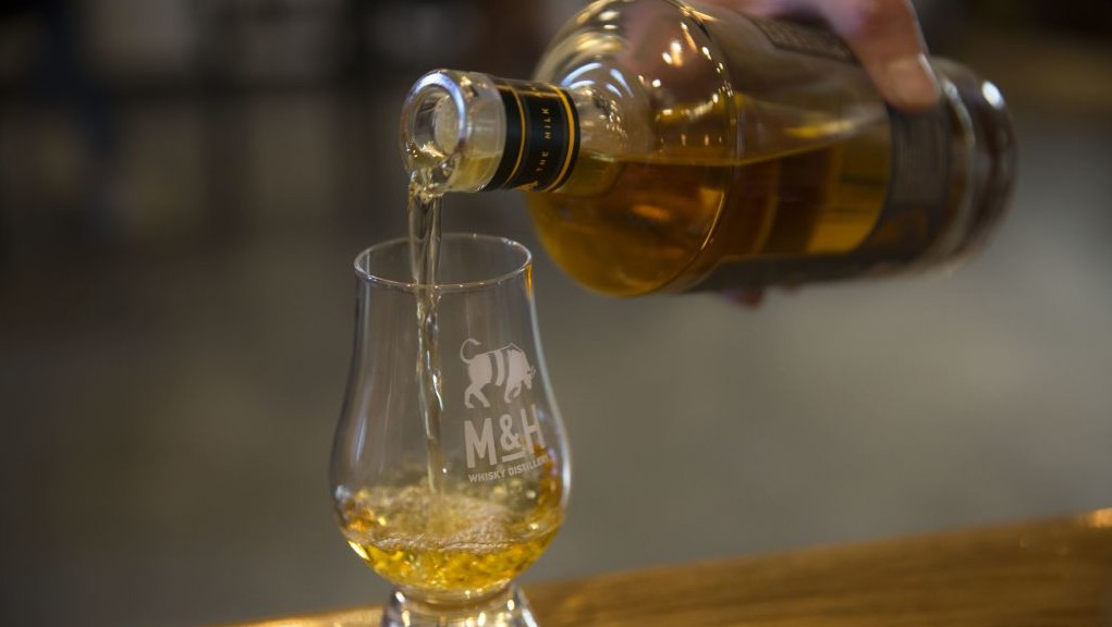 Israel, the land of milk and honey — and now whiskey?