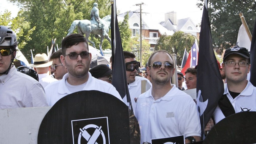 3 dead in US far-right rally, copter crash