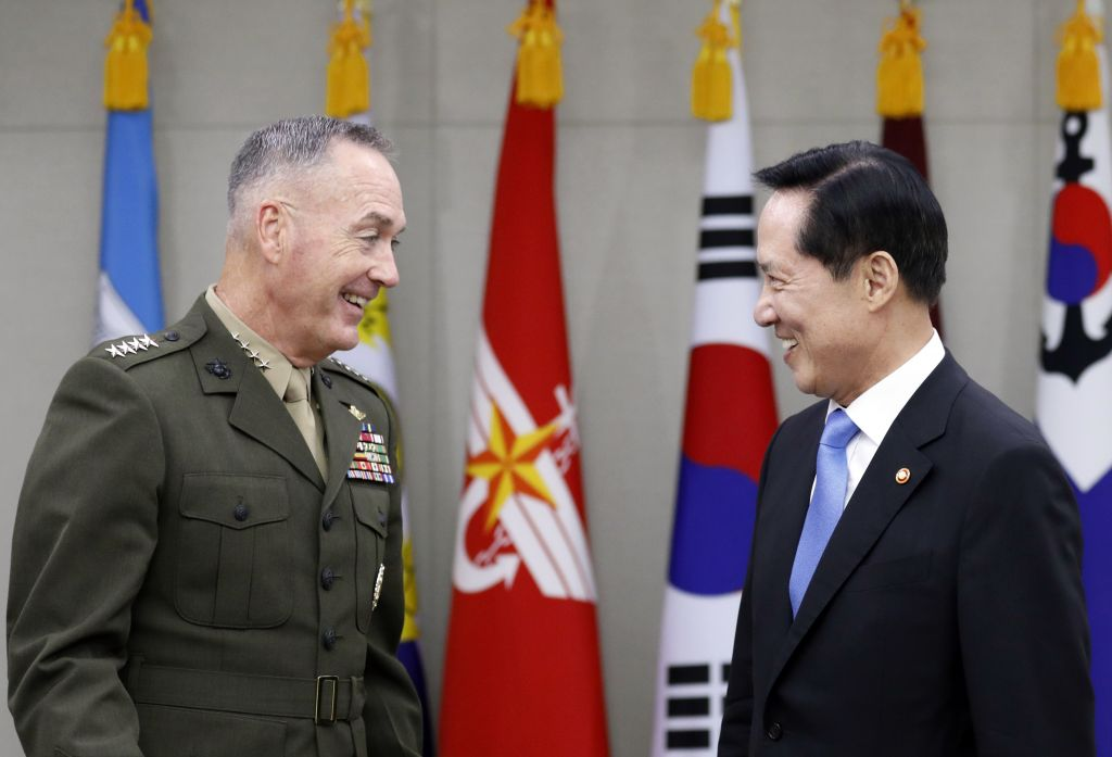Moon: US pres will seek consent to attack North