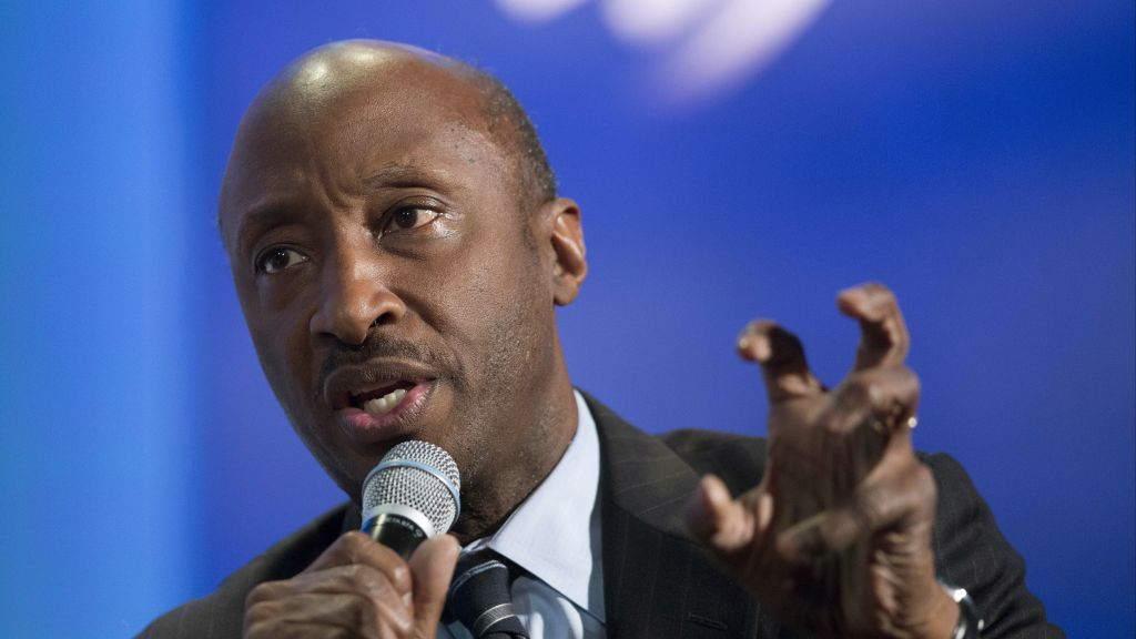 African American CEO Kenneth Frazier quits Trump panel after Charlottesville