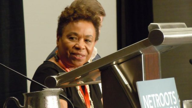 Barbara Lee Netroots