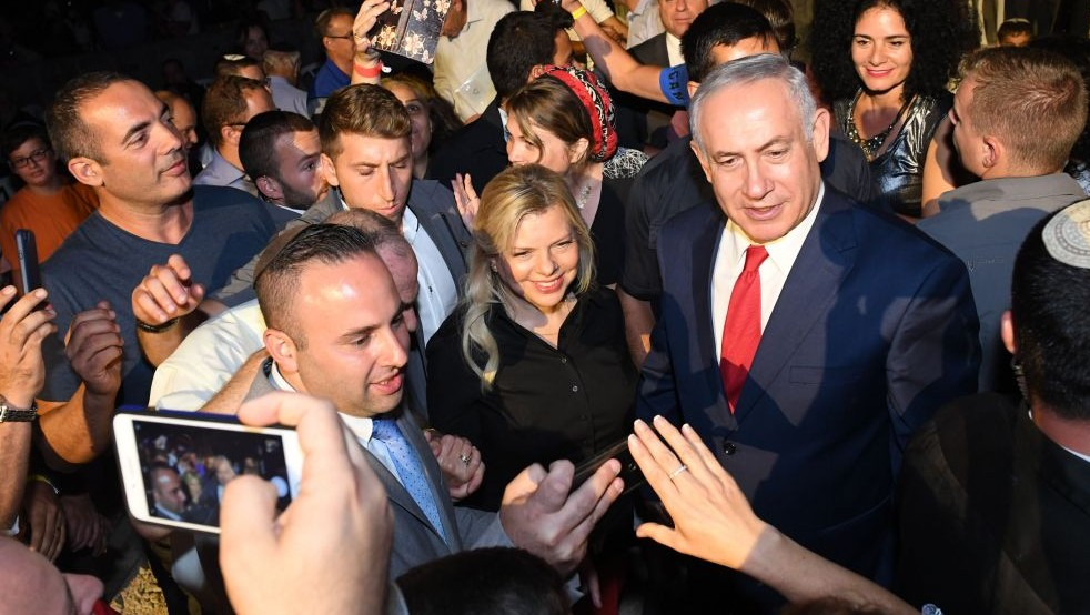 Netanyahu vows never to remove Israeli settlements