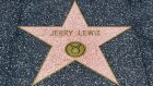 Jerry Lewis' Walk Of Fame Star