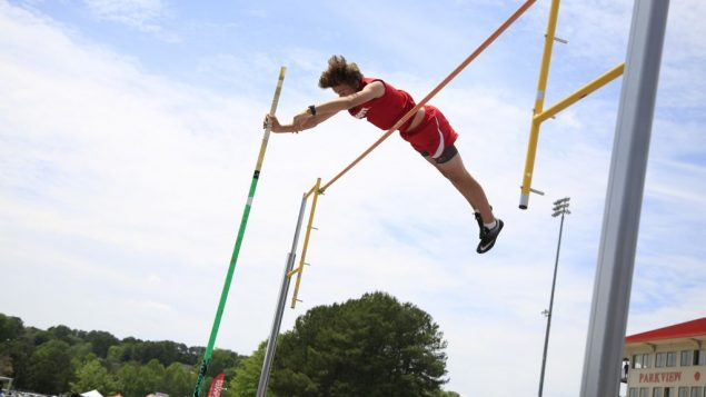 SP-Pole Vault Cover Photo