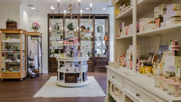 SPA-Woodhouse retail