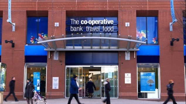 The Co-operative, Balloon Street, Manchester