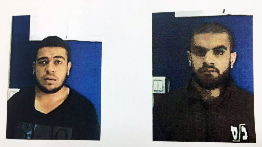 Two Arab Israeli brothers charged with group contacts