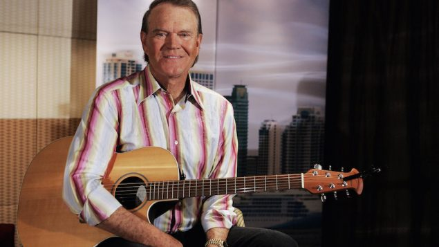 Glen Campbell Photocall