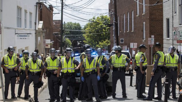 Car Runs Over Crowd of Anti-White Supremacy Protestors in Charlottesville
