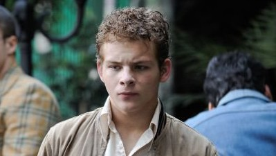 "Actor Jonathan Lipnicki plays an Israeli, Izek Shomof, in the 2012 movie ""For the Love of Money."" (courtesy Jonathan Lipnicki)"