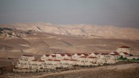"Israel Pushes Ahead With Settler Home Construction on ""E1"" Despite Widespread Criticism"