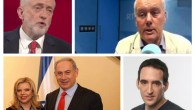 Jeremy Corbyn, Kevin Myers, the Netanyahus and Shaul Olmert