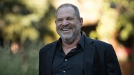 Harvey Weinstein à Sun Valley, dans l'Idaho, le 12 juillet 2017 (Crédit : Drew Angerer/Getty Images)