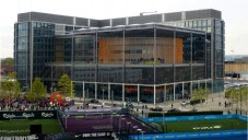 Brent Civic Centre, which hosts council meetings