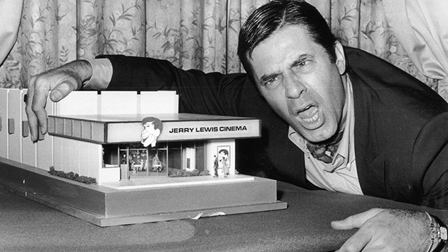 Jerry Lewis in 1971 (Evening Standard/Getty Images)