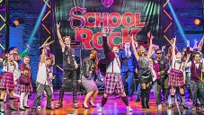 Cast of School of RockX