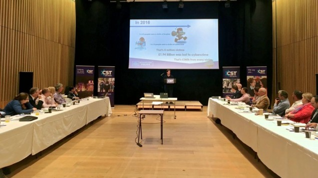 The first cyber security conference held by the CST for the Jewish community