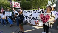"Hundreds Join ""Defend DACA"" March In Las Vegas"