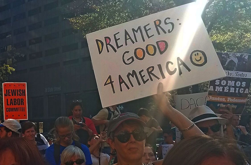 What Trump Should Demand as Part of Dreamer Amnesty Deal