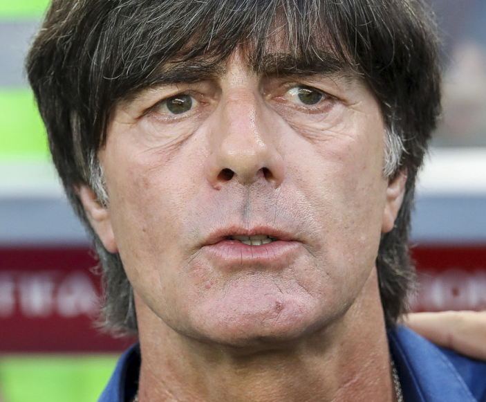 Joachim Low 'Full Of Rage' Due To Behaviour Of Certain German Supporters