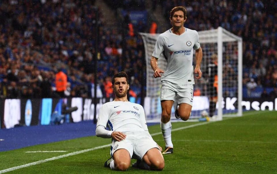 Alvaro Morata chant condemned by Antonio Conte and Chelsea