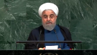 Hassan Rouhani at the UN