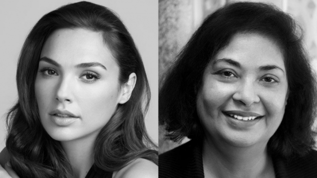 Gal Gadot And Meher Tatna In Conversation