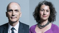 Christopher Williamson and Sarah Champion