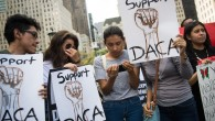 Activists Across US Rally In Support Of DACA