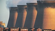 Coal-fired power station,Ferrybridge,UK