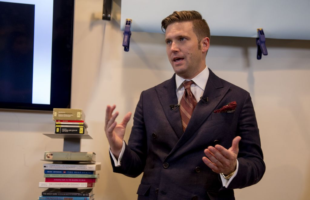 Richard Spencer's Associates File Federal Lawsuit Against Ohio State