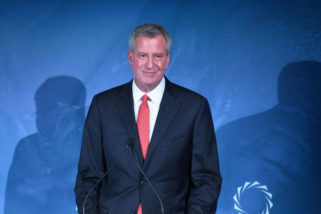 Bill de Blasio Slams Donor's Testimony at Kickbacks Trial
