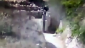 CCTV footage of a Palestinian man lobbing a boulder into the spring, injuring a young Israeli