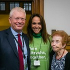John Cryer MP - picture by Yakir Zur