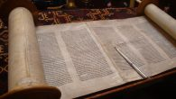 Open Torah Scroll
