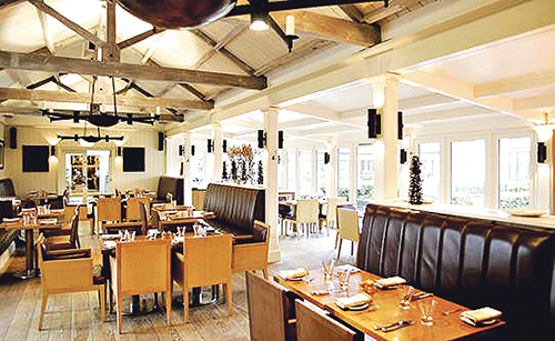 The Stables restaurant