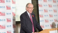Sir Malcolm Rifkind speaking at Balfour 100 conference   Photo credit: Marc Morris Photography