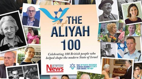 ALIYAH 70 FEATURE