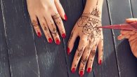 Henna tattoo, Adobe Stock Photo