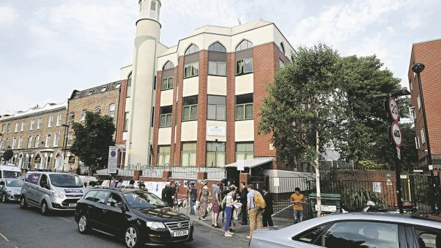 Hate crimes targeting mosques