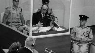 Eichmann's Fingerprints Donated To Yad Vashem Holocaust Memorial