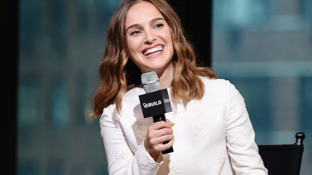 "AOL Build Presents Natalie Portman Discussing Her New Film ""A Tale Of Love And Darkness"""