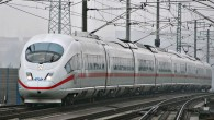 ICE 3 (Class 406) on the Cologne-Frankfurt high-speed line