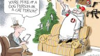 Nazi next door Pat Bagley, Salt Lake Tribune