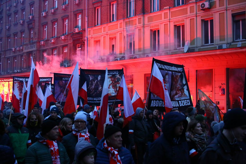 Poland defends Warsaw march calling for ethnic cleansing of Jews, Muslims