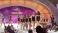 Contestants in the Miss Germany competition